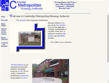 Tablet Preview of cambridgehousing.org